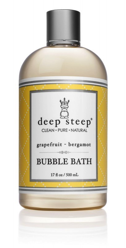 Deep Steep Bubble Bath