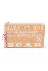 Barr Co Barr Co. Blood Orange Amber Soap 6oz
