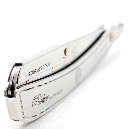 Howi Inc Heavy Duty SS Handle Straight Razor