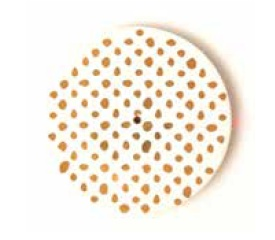 Rosy Rings Incense Plate - Dots