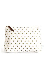 Maika Small Canvas Pouch