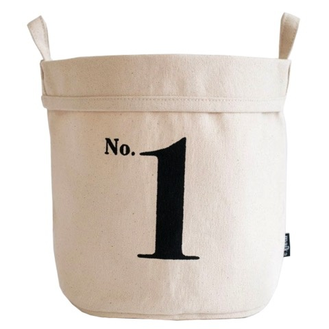 Maika Maika Canvas Bucket