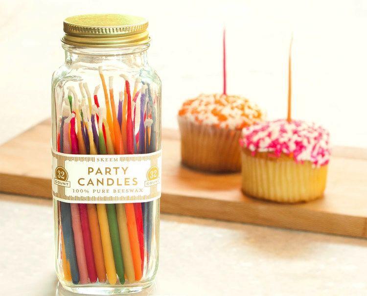 Skeem Bottle Party Candles