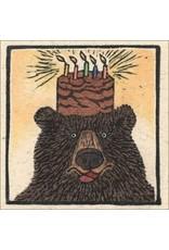 Bottman Design Gift enclosure - Bear Cake