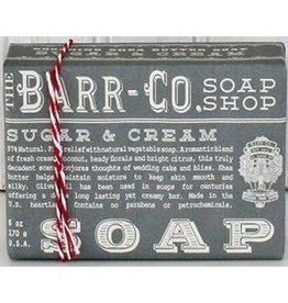 Barr Co Barr Co. Sugar & Cream Soap 6oz