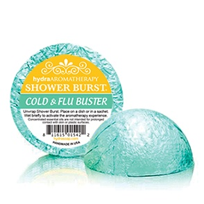 Hydra Shower Burst - Cold & Flu