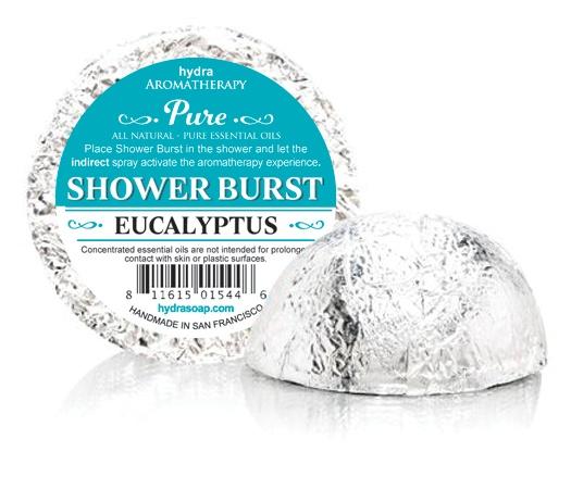 Hydra Shower Burst - Eucalyptus