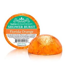Hydra Shower Burst - Florida Orange