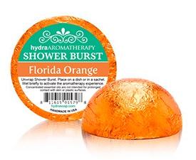 Hydra Shower Burst - Florida Orange