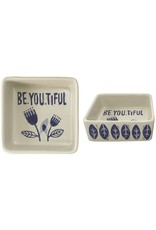 Primitives by Kathy Trinket Tray - Be. You. TiFul