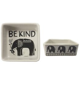 Primitives by Kathy Trinket Tray - Be Kind