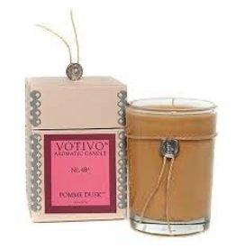 Votivo Votivo Aromatic Candle, Pomme Dusk 50-60 hrs