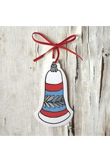 Hester and Cook Ornament Gift Tag pack 12
