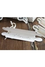 Hester and Cook Rolling Pin Gift Tag pack 12