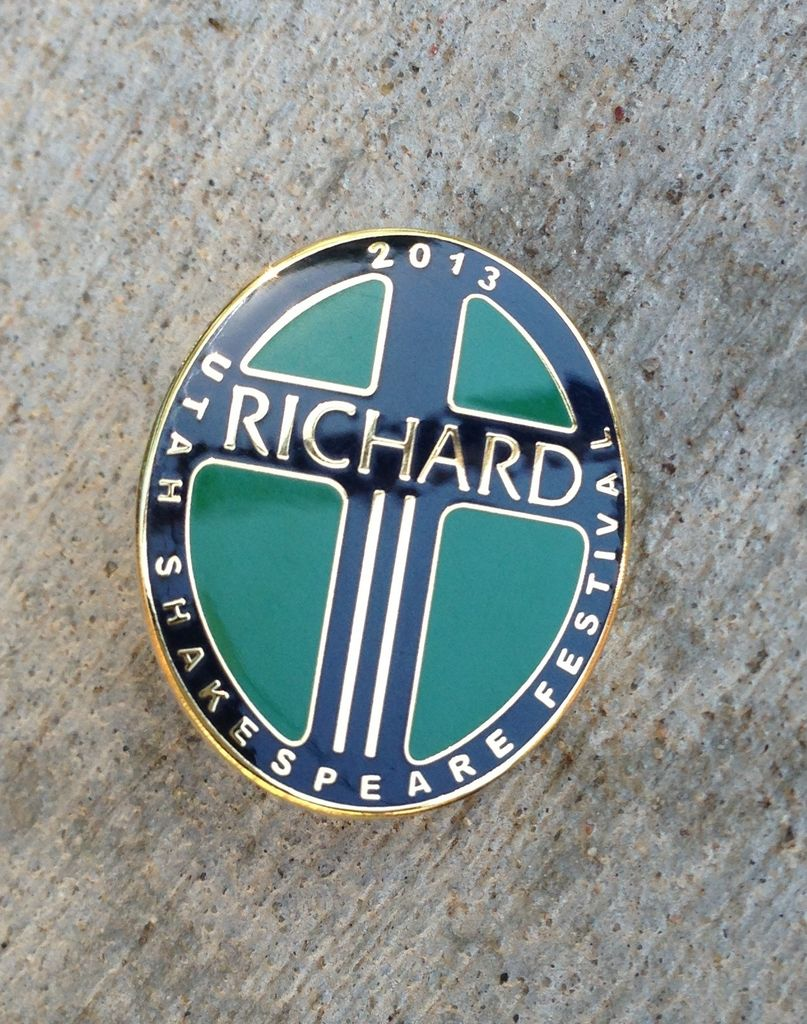 USF Complete the Canon Pin 2013 Richard II