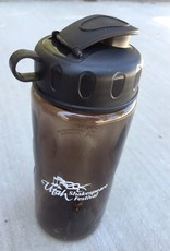 Power Image 20 oz Gray Water Bottle