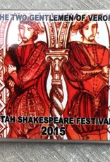 Stoneage Arts Complete the Canon Pin 2015 Two Gentlemen of Verona