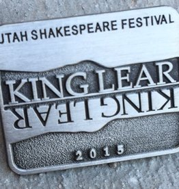 Stoneage Arts Complete the Canon Pin 2015 King Lear