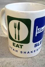 Power Image Eat Sleep Play Mug