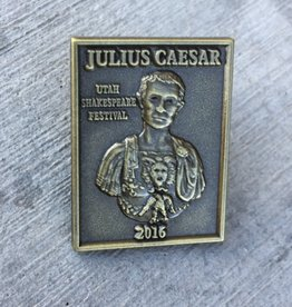 Symbol Arts Complete the Canon Pin 2016 Julius Caesar