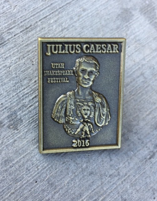 Symbol Arts Complete the Canon Pin 2016 Julius Caesar