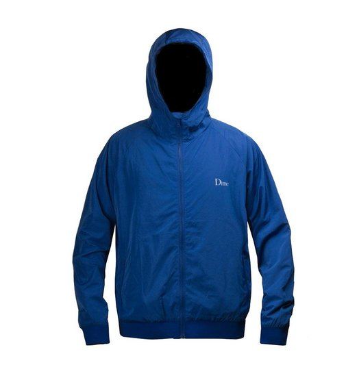 Dime Dime Windbreaker - Royal Blue