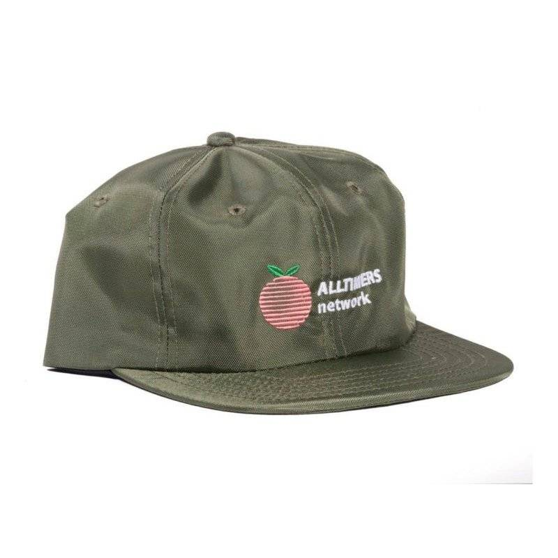 Alltimers Alltimers Network Hat - Green