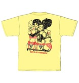 Boys Of Summer Boys Of Summer Boys Of Paradise Tee - Yellow