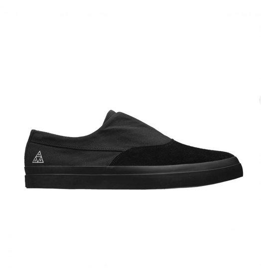 HUF Dylan Slip-on Black Black