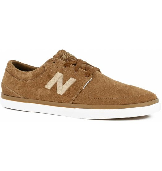 New Balance Numeric Brighton 344 Brown White