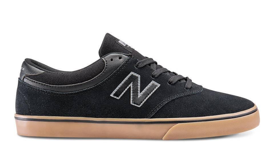 New Balance Numeric Quincy 254 Black Gum
