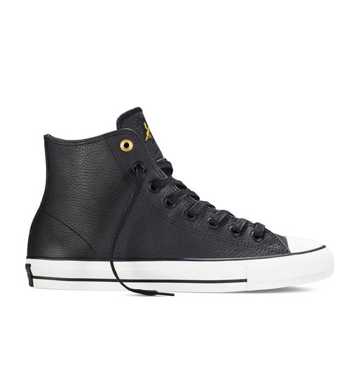 Converse Sage CTAS HI Leather Black White