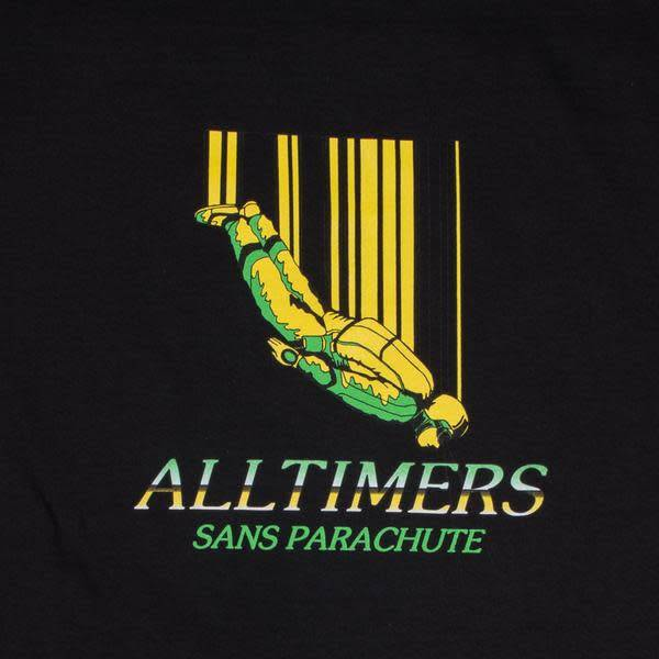 Alltimers Alltimers Sans Tee - Black