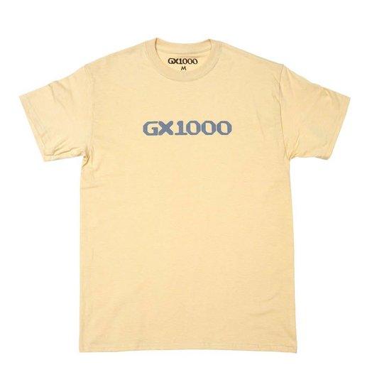 GX1000 GX1000 Og Logo Tee - Vegas Gold