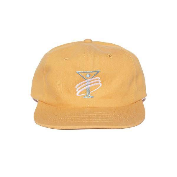 Alltimers Alltimers Training Hat - Yellow