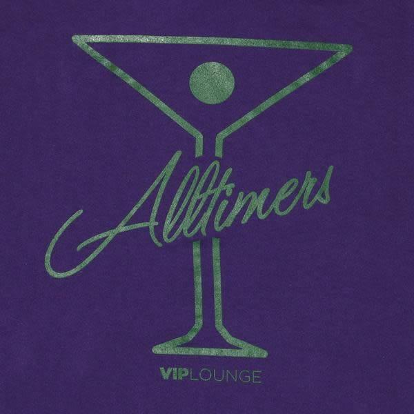 Alltimers Alltimers Hacker Hoody - Purple