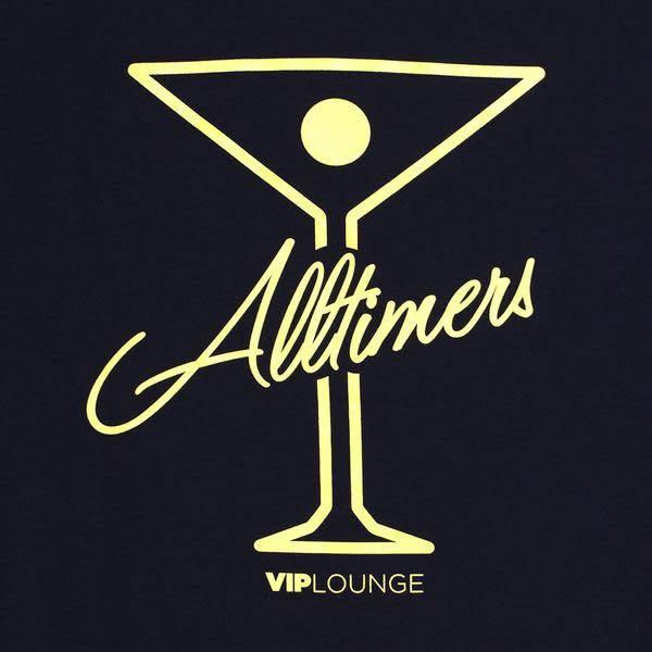 Alltimers Alltimers League Player Crew - Navy