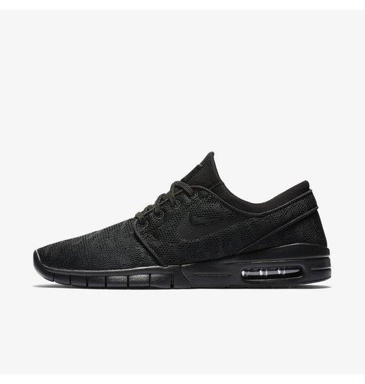 Nike Nike Janoski Max - Black Camo Mesh