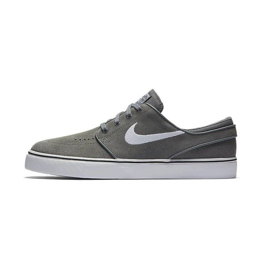 Nike Nike Janoski - Cool Grey/White