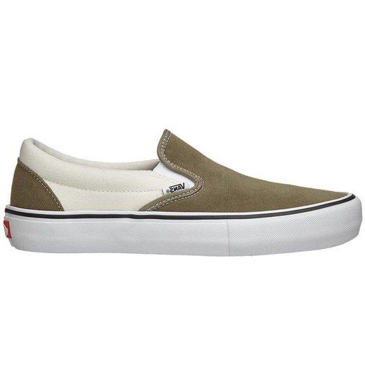 Vans Vans Slip On Pro - Dusky Green/Marshmallow