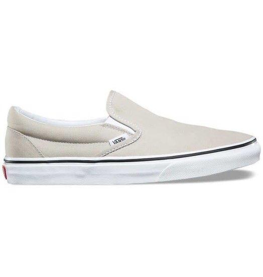 Vans Vans Classic Slip On - Silver Lining/True White