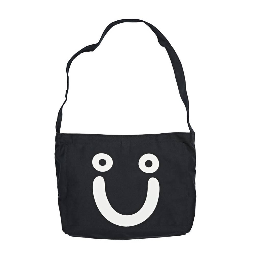 Polar Polar Happy Sad Tote Bag - Black