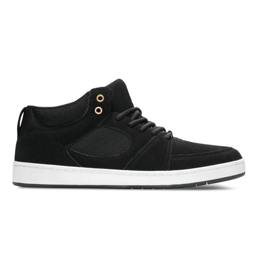 Es eS Accel Slim Mid - Black/White