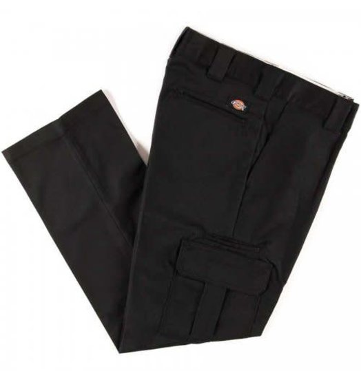 Dickies 595 Flex Cargo - Black