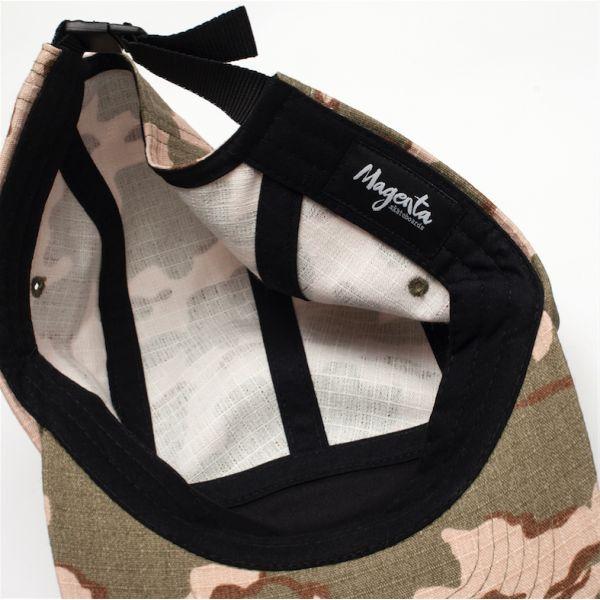 Magenta Magenta 5P Hat - Ripstop Camo