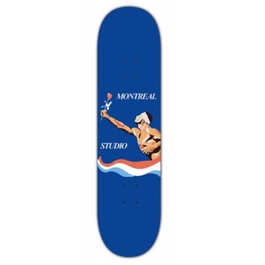 Studio Studio 110% Skateboarder Deck - 8.38