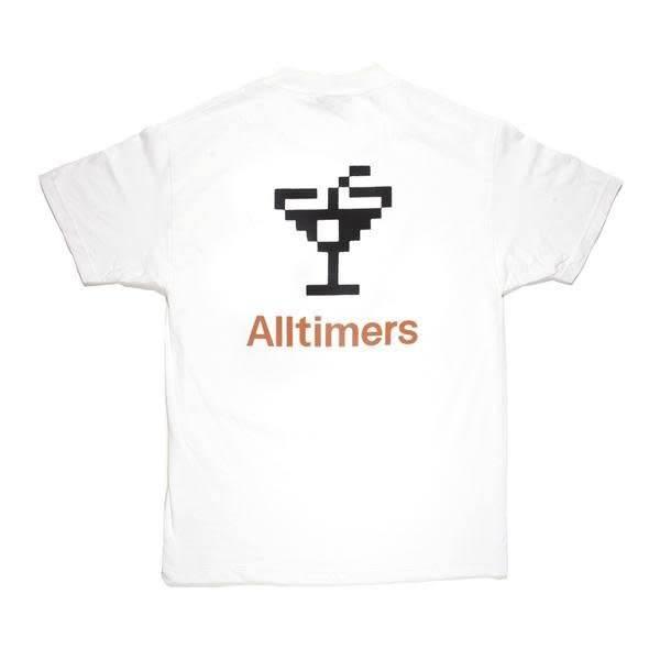 Alltimers Alltimers Digi Tee - White
