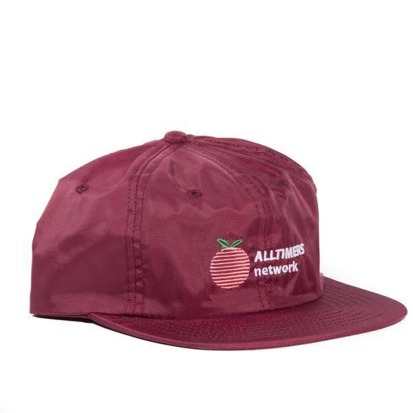 Alltimers Alltimers Network Hat - Burgundy