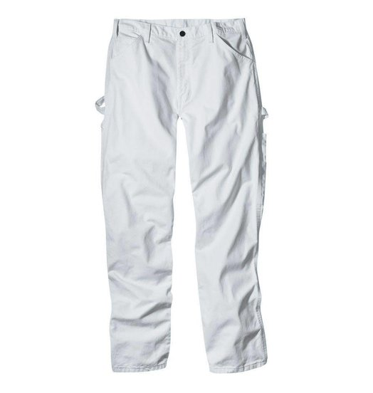 Dickies Painter's Utility Pant - White
