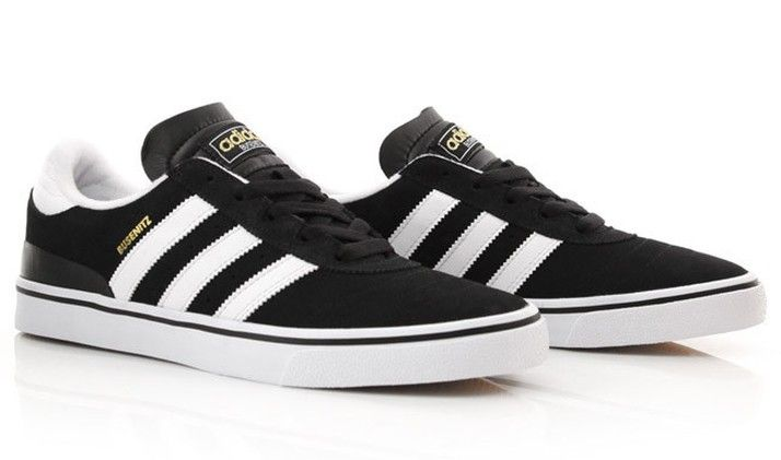 Adidas Adidas Busenitz Vulc - Black / White